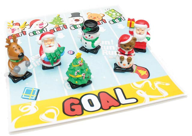 Christmas Cracker Toys.Kuckoo Krackers Christmas Crackers With Party Games